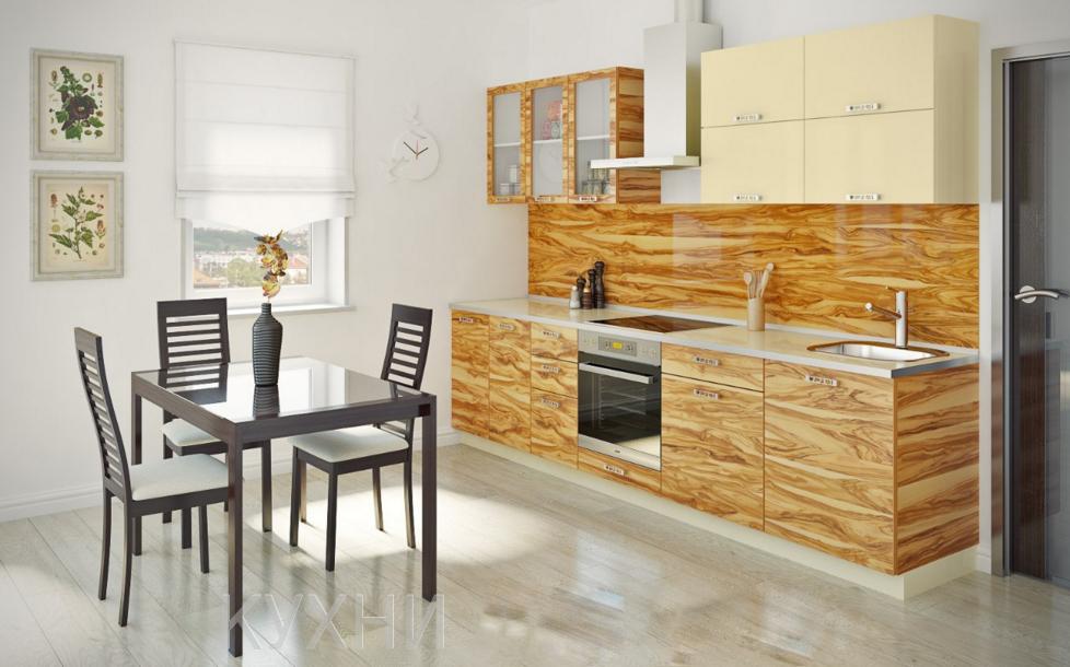 Стильная кухня совсем недорого, эконом класса. Предложение ограничено. Сейчас очень популярная модель.