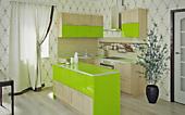 Цена на кухню № 97  49400р. Цена по Акции за весь гарнитур 46300 руб.