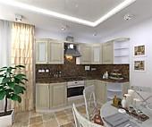Цена на кухню № 94 38333 р. Цена по Акции за весь гарнитур 34000 руб.
