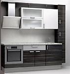 Цена на кухню № 100 Корфу с белым. 36969Цена по Акции за весь гарнитур 29000 руб.