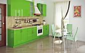 Цена на кухню № 114 47250 р. Цена по Акции за гарнитур 42300 руб.