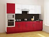 Цена на кухню № 112 Стиль 51000 р. Цена по Акции за гарнитур 46000 руб.