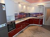 Кухонный гарнитур№ 235 МДФ/белый/красный. Цена: 48400 руб.