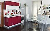 Цена на кухню №63 Бетти. 45000р. Цена по Акции 26500 руб.