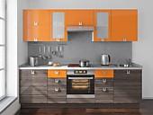 Цена на кухню № 147 Корфу и Манго -40000 р. Цена по Акции 32000 руб.