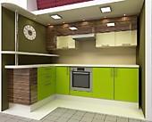 Цена на кухню № 149 Трио - 28832 р. Цена по Акции за гарнитур 27000 руб.