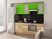 Цена на кухню № 150 Дерево и Яблоко 33900 р. Цена по Акции за гарнитур 29300 руб.