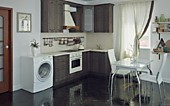 Цена на кухню № 158 Ульф 47000 р. Цена по Акции гарнитур 42000 руб.