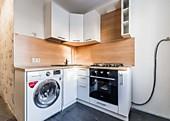 Кухонный гарнитур №202 пластик/белый –Скандинавия. Цена: 39100 руб.